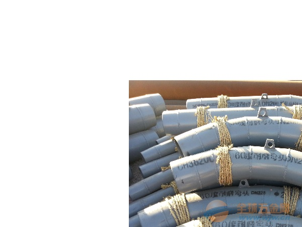 湖南張家界生產內部襯瓷彎頭廠家批發