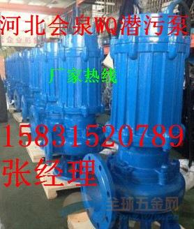 7.5潜污泵 化粪池排污泵