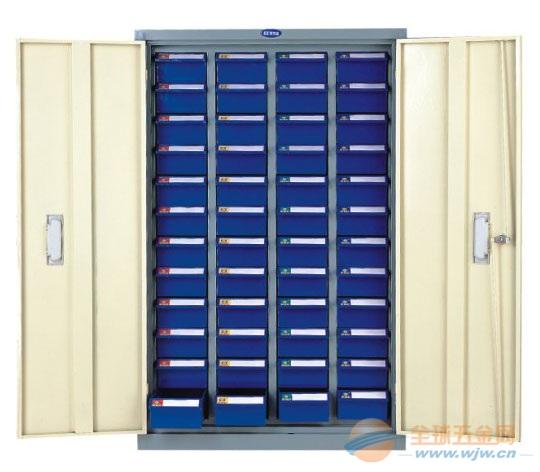48个抽屉带门样品柜生产商
