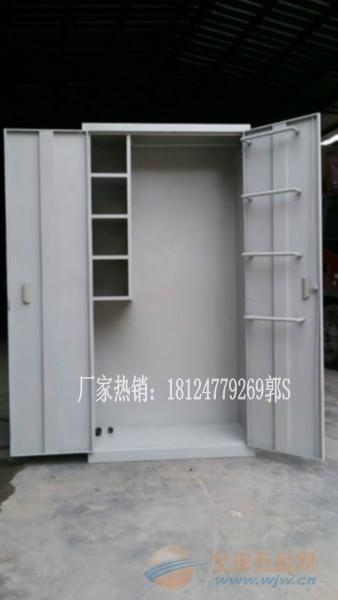 0.8厚铁皮清洁柜生产厂家