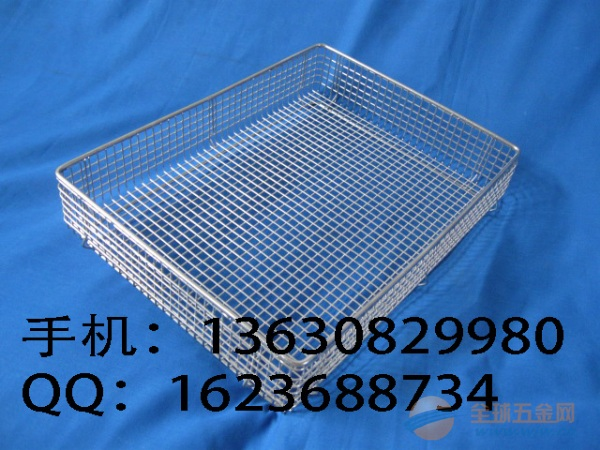供应金属筐 不锈钢网筐 13630829980