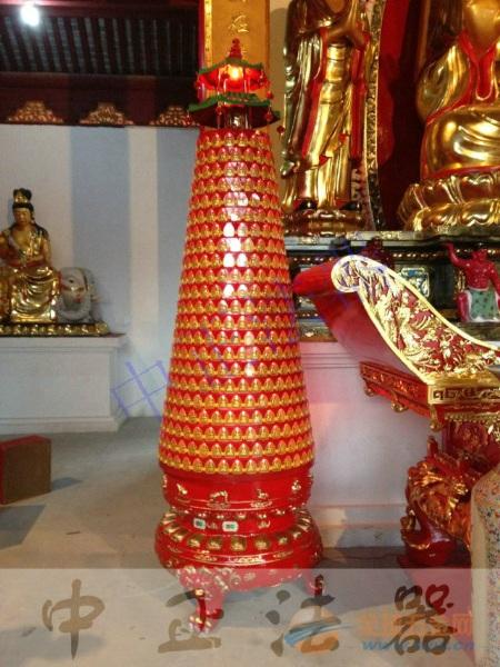 供应佛堂光明灯批发,道教光明灯生产,佛教光明灯制作