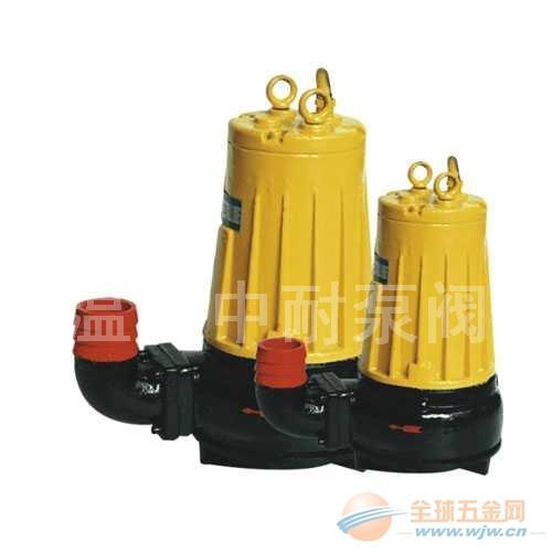 AS、AV型撕裂式潜污泵