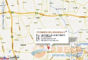 百舸铝业 地图