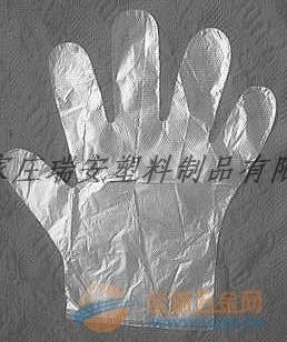 一次性使用PE薄膜手套生产厂家