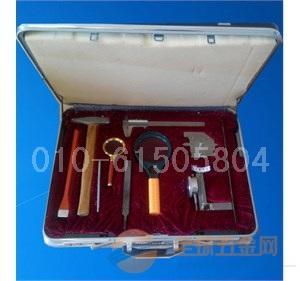 北京焊缝外观检测工具箱TB,焊缝外观检测箱厂家直销