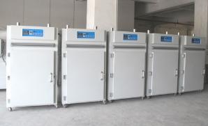 高温试验箱装配区