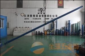 小流量高扬程潜水泵(温泉井专用泵)