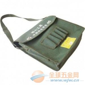 电工专用防静电雨衣 帆布工具包