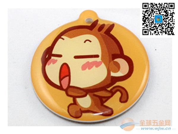 桂林卡通滴胶卡厂家图片