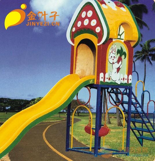 重庆大型户外玩具玻璃钢蘑菇乐园