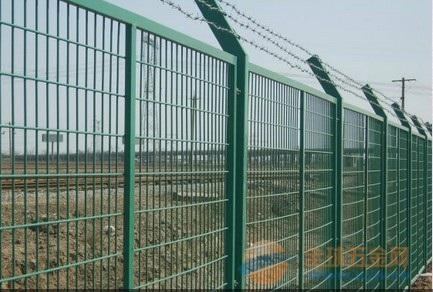 宁夏机场护栏网厂家 护栏网铁丝网规格 护栏网厂家价格