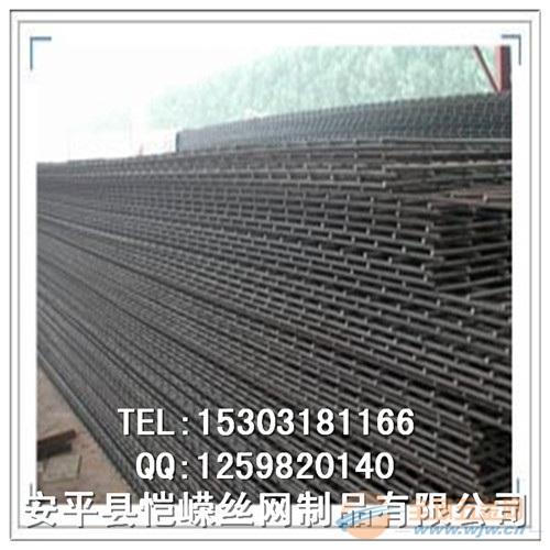 淄博护栏铁丝网 地暖专用钢丝网片 双层双向钢筋网去哪找
