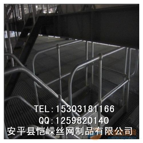 安平钢格板安装夹 排水沟网一平方多钱