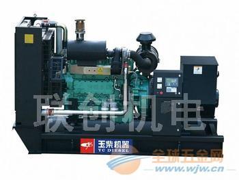 宁波玉柴150KW备用发电机组经销商
