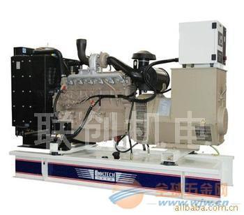 宁波550KW柴油发电机组信息