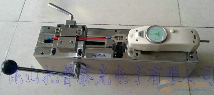 有卖线缆接线端子拉力测试台