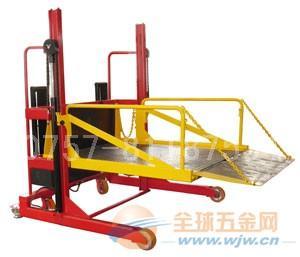 月台式装卸平台 固定式登车桥订做