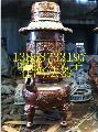 温州佛教用品厂家*/大型香炉*/温州苍南大型铸铁香炉厂家
