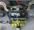 圆形香炉-铸铁圆形香炉