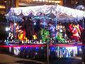 天津儿童充气玩具浙江充气淘气包气垫攀岩儿童转马玩具