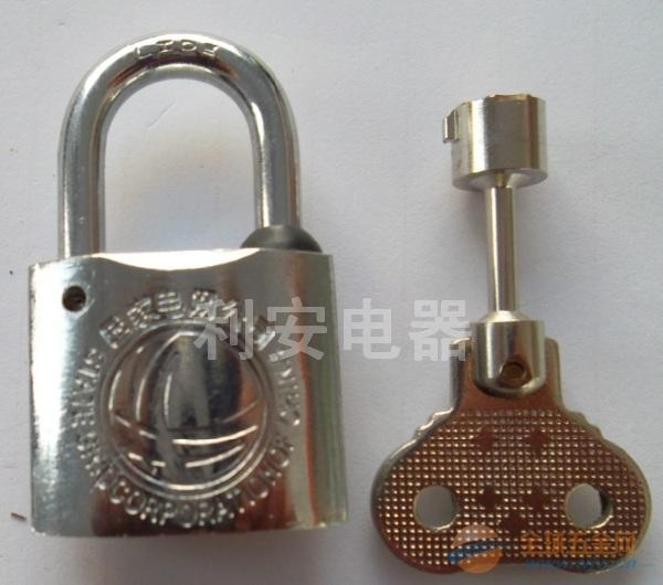 锌合金表箱锁 各种型号锌合金挂锁