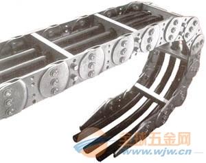 打孔式TLI型钢制拖链