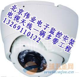 北京通州区管庄手机信号放大器安装,宾馆酒店电视天线图片
