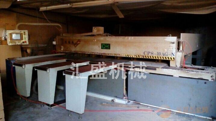 台湾成渊10尺全自动电子锯-二手木工机械厂家|供应商