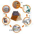 云南大理机制木炭机性能 新式机制木炭机 机制木炭形状