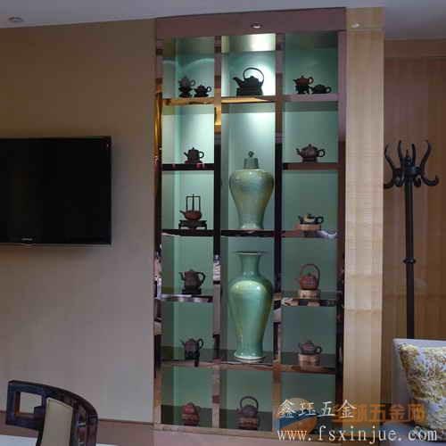 上海不锈钢博古架多少钱?上海不锈钢博古架厂家