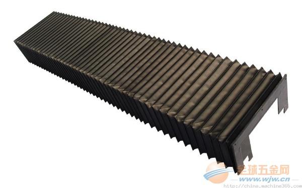 机床导轨风琴防护罩价格