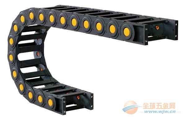 各种型号桥式穿线塑料拖链