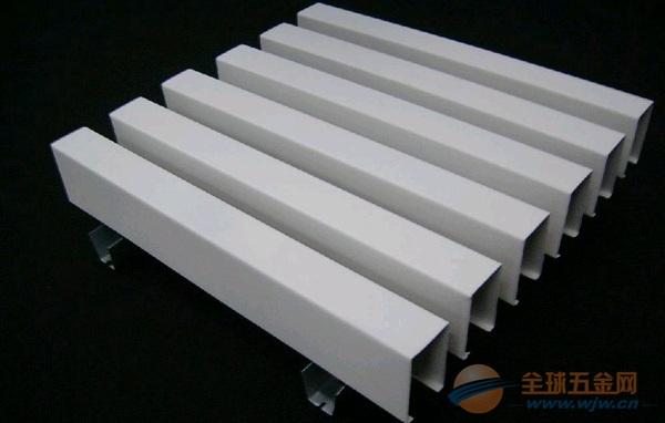 铝方通生产基地-富腾建材