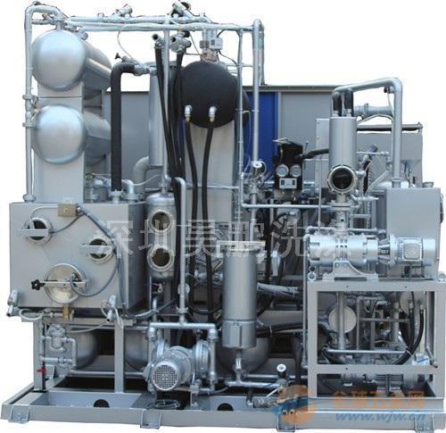 全封闭碳氢溶剂工业清洗机(图)