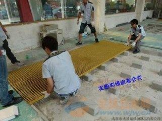 上海洗车地格栅批发
