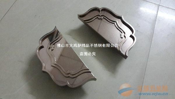 不锈钢非标类-欧式不锈钢古铜色拉手-全球五金网