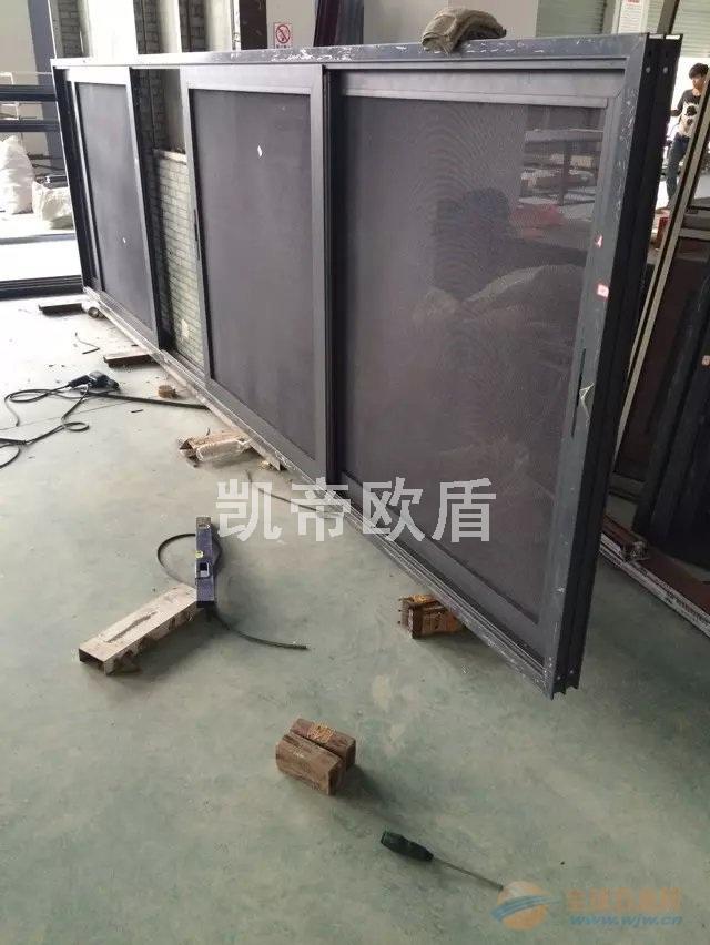 福州防盗纱窗金刚网厂家批发
