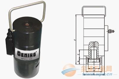 液压螺栓拉伸器 负载复位螺栓拉伸器 进口液压螺栓拉伸器