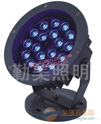 供应18W36W大功率LED防水蓝光投光灯