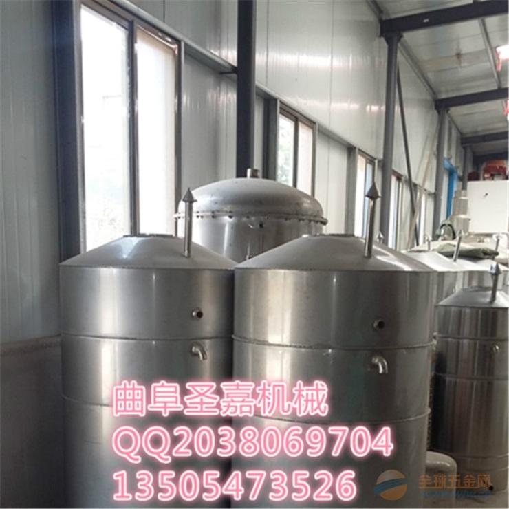 娄底不锈钢蒸酒用甄锅 小型10管冷却器价格 现货供应白酒设备