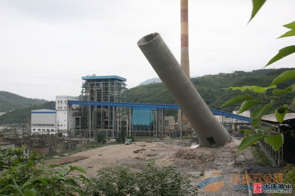 乌鲁木齐拆除烟囱专业公司
