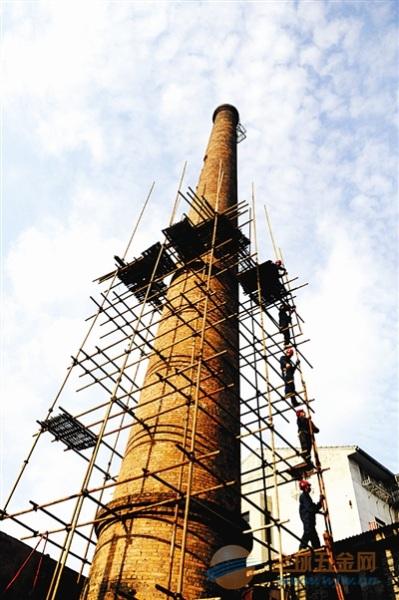 凉山拆除烟囱公司