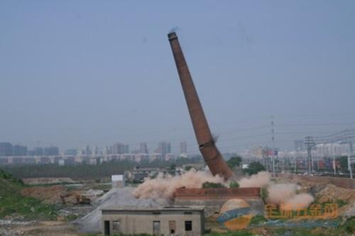 贵州拆除烟囱公司