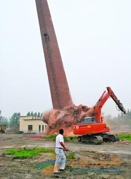 宜宾拆除烟囱公司