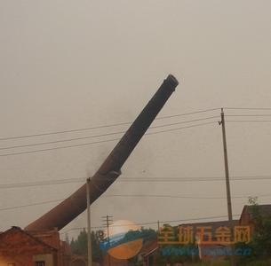 牡丹江烟筒人工拆除公司