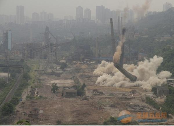 克孜勒苏拆除烟囱专业公司