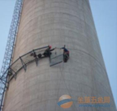 平凉锅炉烟囱安装爬梯护网公司欢迎您