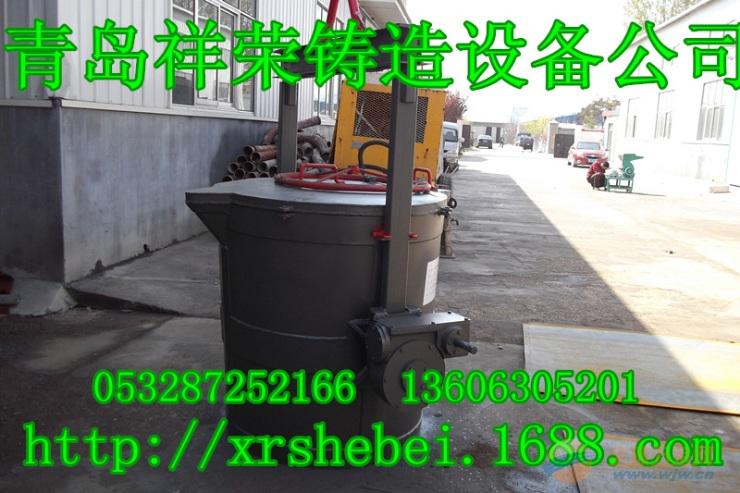 长期生产供应各种规格 0.75T-20T悬吊可倾转式钢水包