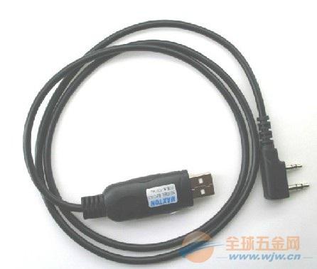 台湾宇通等写频线 USB接口